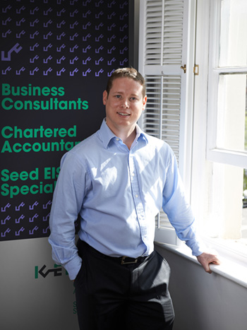 Photo of Gary Green, founder of Key Business Consultants.