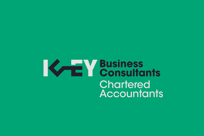 Key Business Consultants are Chartered Accountants as shown here in the logo.