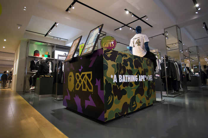 f0185dad88a5b YR x Bape — a personalised fashion collaboration of cult brand A ...
